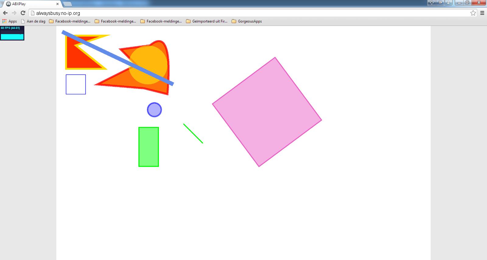 ABXPlay (WebGL/HTML5 canvas) progress update 6 (SpriteSheets and